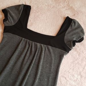 Wet Seal Square Neck Top